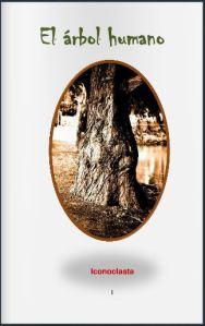 El arbol humano Portada libro
