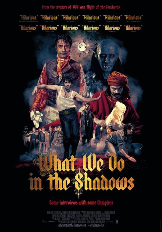 Lo que hacemos en las sombras 2014