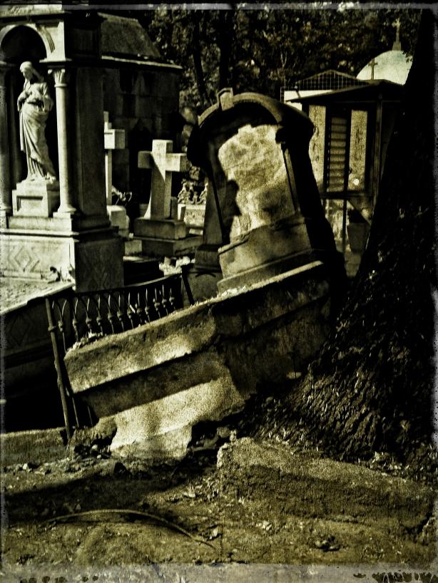 Los muertos no son envidiados