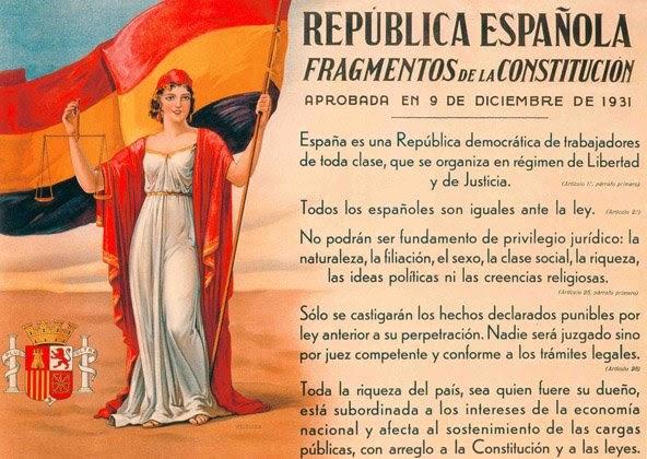 El fracaso de la 2ª República Española