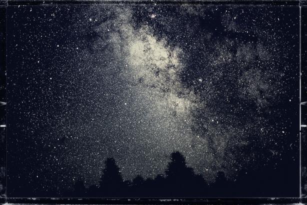 Mirando las estrellas